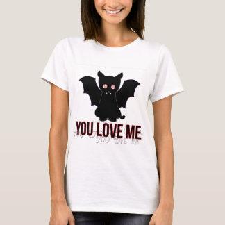 Cat Vam Pirin: You Love Me Playera
