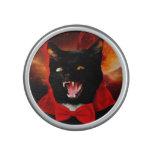 cat vampire - black cat - funny cats speaker