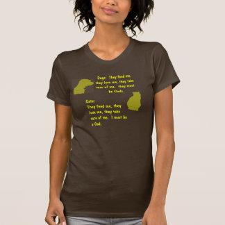 Cat vs Dog T-Shirt