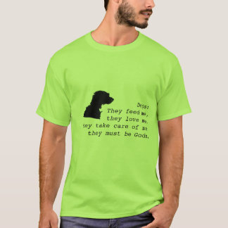 Cat vs Dog T-Shirt