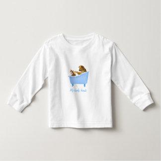 Cat Wash Tee Shirt