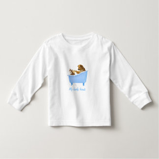 Cat Wash Toddler T-shirt