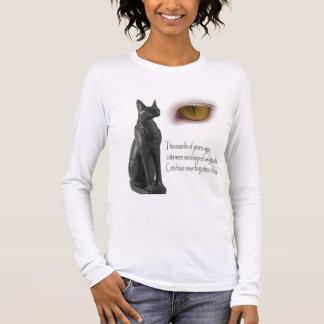 Cat Were Gods Long Sleeve T-Shirt