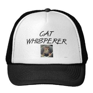 Cat Whisperer w/ Ollie Hats