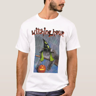 Cat Witch t-shirt