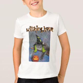 Cat Witch Talk t-shirt