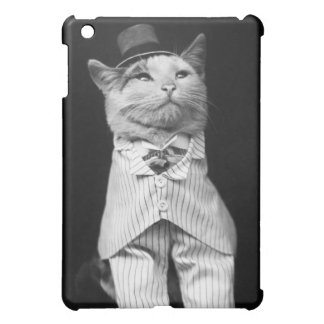 Cat With a Hat, 1906 iPad Mini Cases