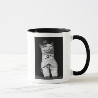 Cat With a Hat, 1906 Mug
