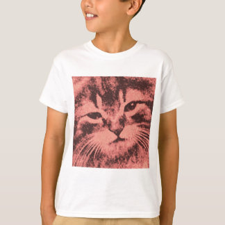cat with an attitude T-Shirt