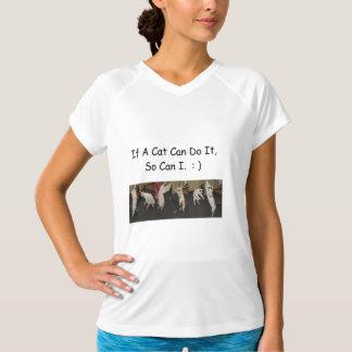 Cat Workout T-Shirt
