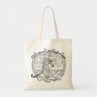 cat worshipped in Egypt Tote Bag