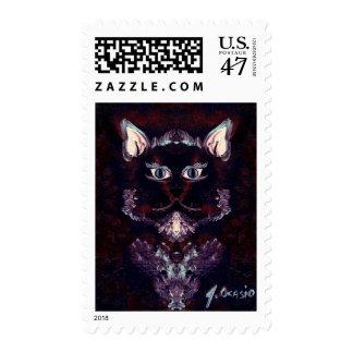 CAT wS.jpg de la SOMBRA Timbre Postal