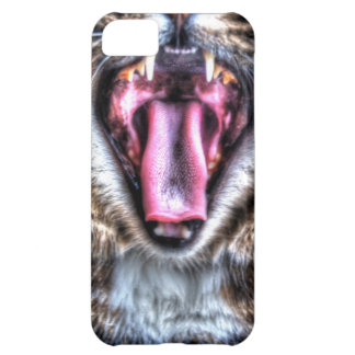 Cat Yawn Case For iPhone 5C