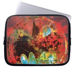 Cataclysmic Bat Logo Laptop Sleeve