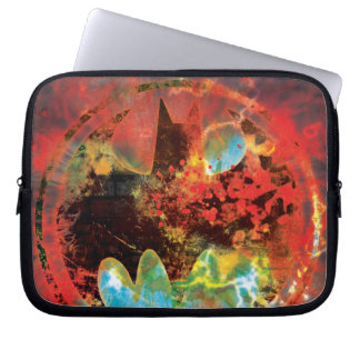 Cataclysmic Bat Logo Laptop Sleeves