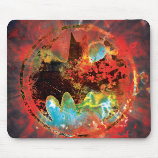 Cataclysmic Bat Logo Mouse Pad