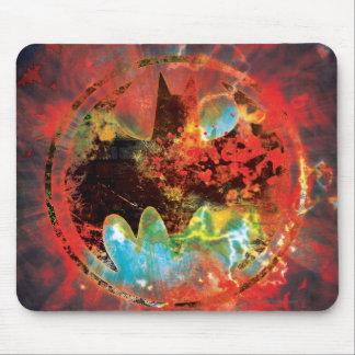 Cataclysmic Bat Logo Mouse Pad