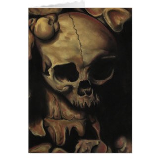 Catacomb Greeting Card