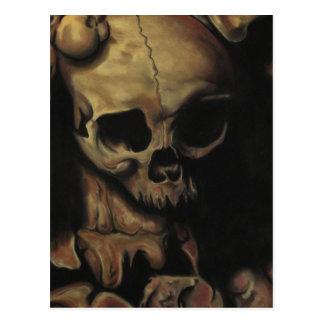 Catacomb Postcard