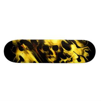 Catacombs Custom Skate Board