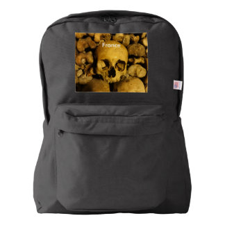 Catacombs in France Backpack