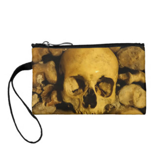 Catacombs in France Coin Wallet
