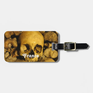 Catacombs in France Luggage Tag
