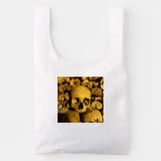 Catacombs in France Reusable Bag