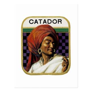 Catador Postcard