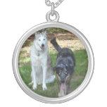 Catahoula and Ausky Dog Buddies Jewelry