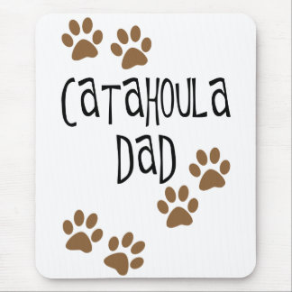 Catahoula Dad Mouse Pad
