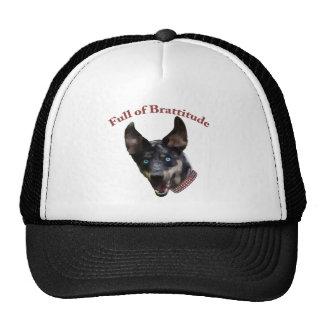 Catahoula Dog Brattitude Trucker Hat