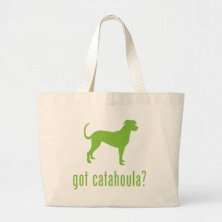 Catahoula Leopard Dog Tote Bags