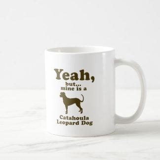 Catahoula Leopard Dog Classic White Coffee Mug