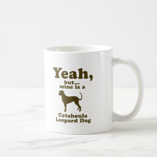 Catahoula Leopard Dog Coffee Mug