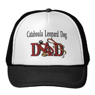 Catahoula Leopard Dog Dad Hat