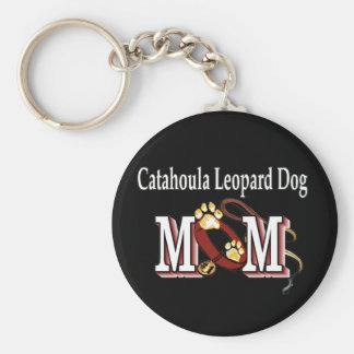 Catahoula Leopard Dog MOM Gifts Keychain