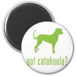 Catahoula Leopard Dog Refrigerator Magnet