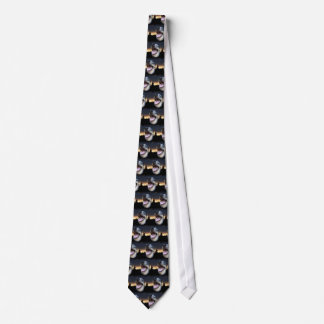 Catahoula Leopard Dog Sunset Tie