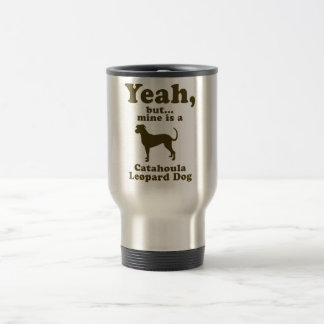 Catahoula Leopard Dog Travel Mug
