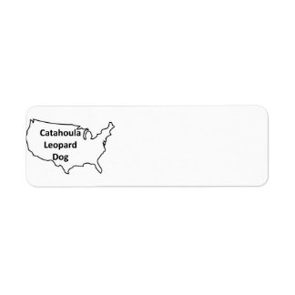 catahoula leopard dog United-States-Outline.png Label