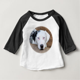 Catahoule Cur Puppy Face Baby T-Shirt