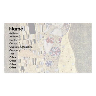 Català: El Peta ³, Brezhoneg: Ar Pok, The Kiss Business Card Template