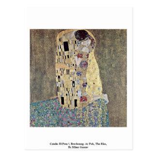Català: El Peta ³, Brezhoneg: Ar Pok, The Kiss Postcard