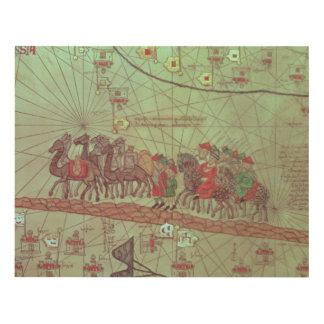 Catalan Atlas, detail showing Panel Wall Art