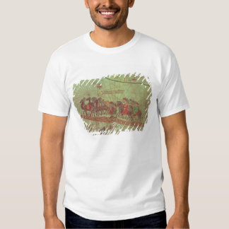 Catalan Atlas, detail showing Tee Shirt