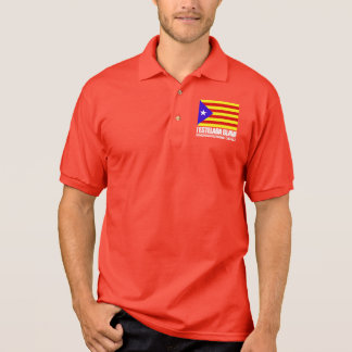 Catalan Independence Apparel Polo Shirt