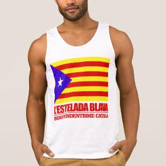 Catalan Independence Apparel Tank Top