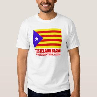 Catalan Independence Apparel Tee Shirt