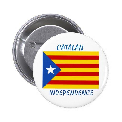 Catalan independence button zazzle for Artiste peintre catalan